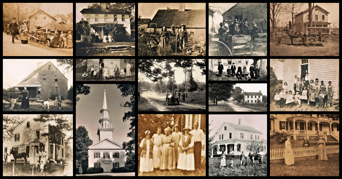 A Brief History of Easton – Historical Society of Easton